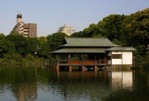 岩崎家深川別邸・池の御茶屋