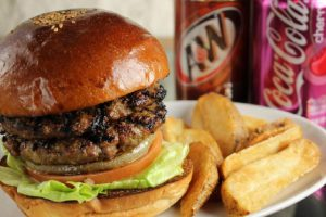 BurgerCafehonohono