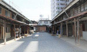 旧川越織物市場