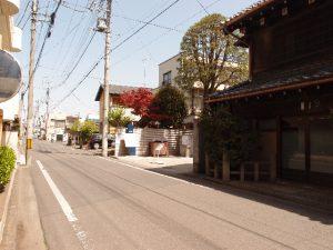 旧山崎家別邸 入り口