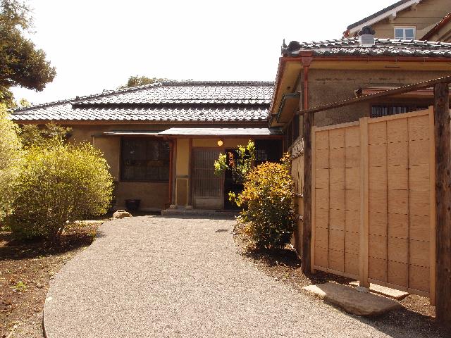 旧山崎家別邸 母屋