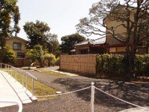 旧山崎家別邸の母屋