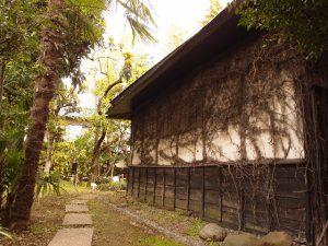 土間の外壁