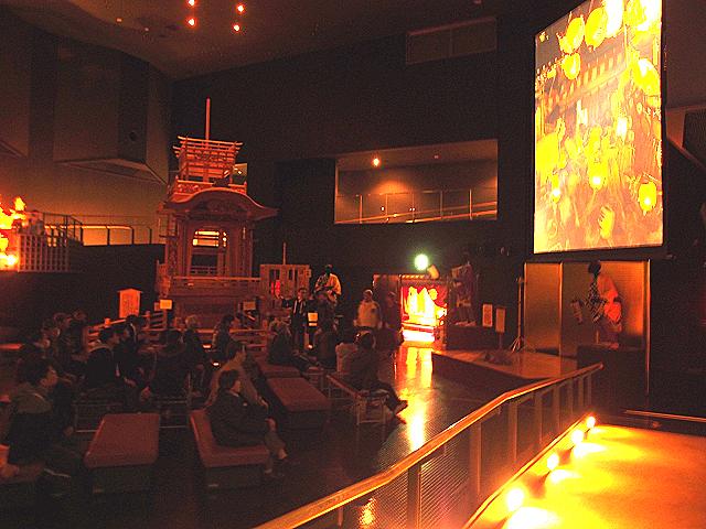 山車展示ホール