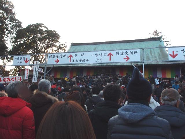 川越で初詣&除夜の鐘!おすすめの神社・お寺と気になる混雑状況は?