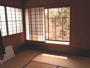 旧山崎家別邸の2階を見学してきました