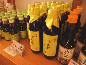 はつかり胡麻ドレッシングが大人気!松本醤油商店の蔵を見学