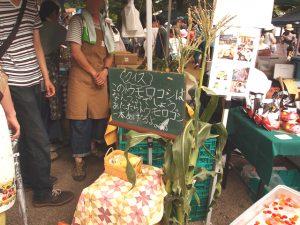 農業って楽しい!川越の「農」に触れる「川越Farmer's Market」<蓮馨寺会場>