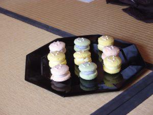 春限定!中院SaKuRaCafe(サクラカフェ)で茶道に触れる