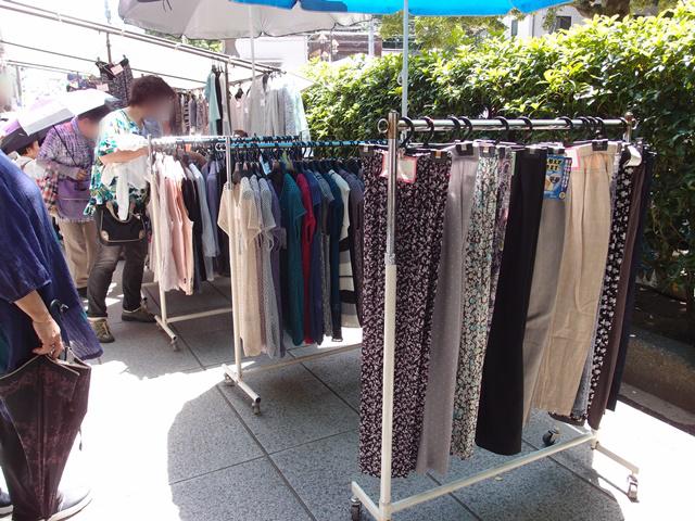 毎月8日は蓮馨寺の縁日「呑龍デー」!フリーマーケットも開催