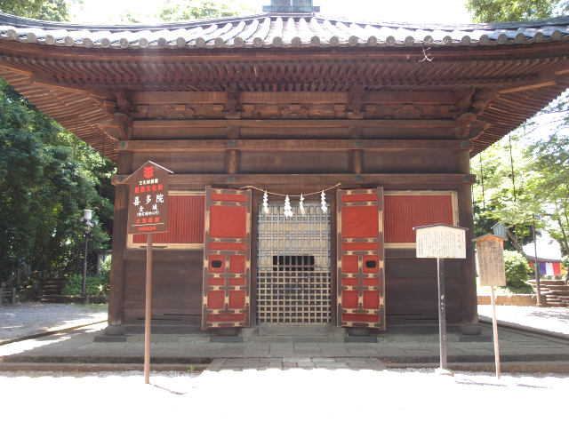 Things you should see at the Daishi Kita-in Temple!More than just the Gohyaku Rakan