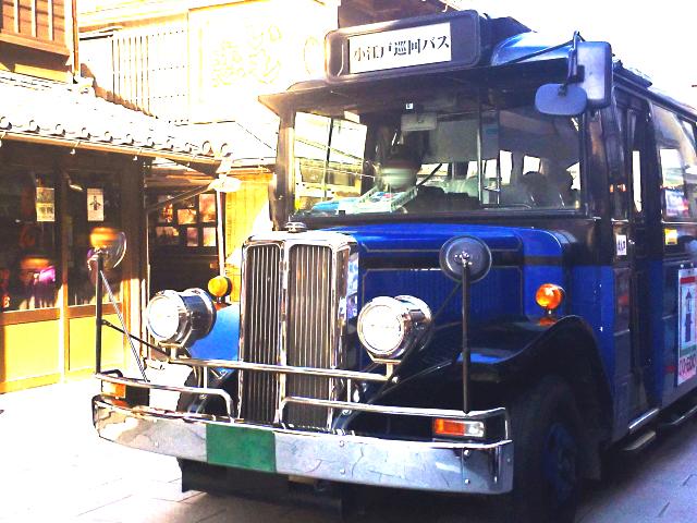 川越観光は小江戸巡回バスで格安に!乗り方・料金・ルートをマスター