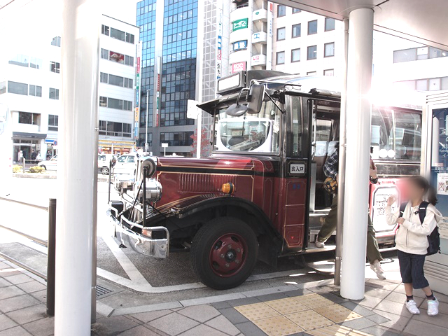Affordable sightseeing in Kawagoe with the Koedo Junkai bus!Master riding, pricing and routes.