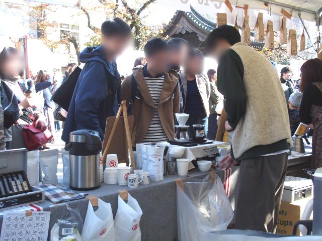 蓮馨寺 川越コーヒーフェスティバル お寺で味わう専門店の味