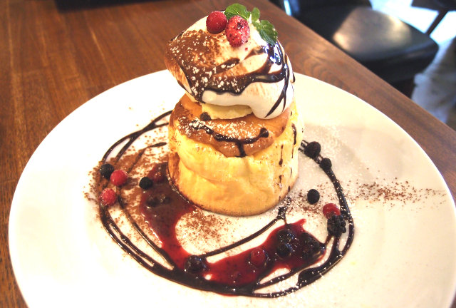 川越でパンケーキの美味しい店まとめ。食べ放題も楽しめる!