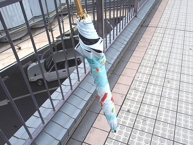 「川越日傘」で暑さシャットダウン!無料レンタルサービス開始
