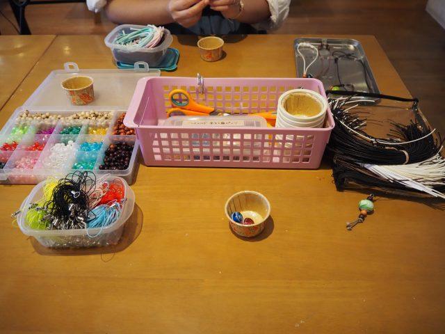 川越体験工房「青い鳥」でガラス細工体験。オリジナルのお土産を作ろう