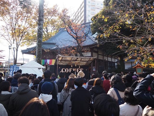 蓮馨寺 川越コーヒーフェスティバル|コーヒーって楽しくておいしい!