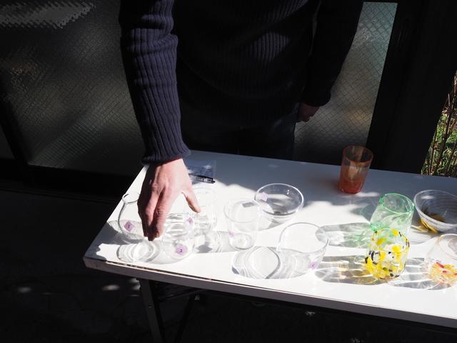 川越で吹きガラス体験!ガラス工房Blue moon(ブルームーン)