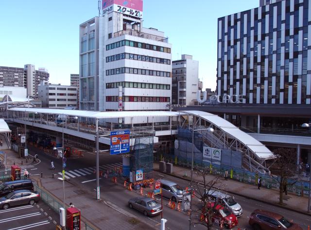 川越駅西口・複合商業施設U_PLACE(ユープレイス)が凄い!