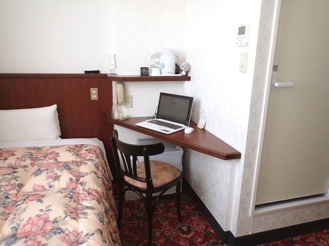 デイリーホテル川越店のデイユースプランが便利!テレワークや小休憩に