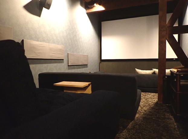 川越のプライベートシアター「COEDO座」|好きなことに夢中になれる自由空間