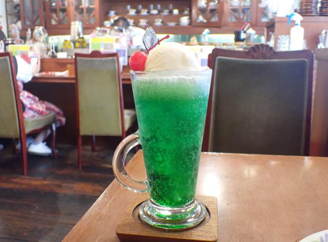 川越の喫茶店でクリームソーダ!アイスも美味しいお店まとめ